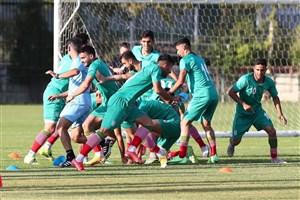 ستارههای آینده فوتبال در اردوی جنجالی