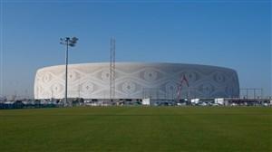 افتتاح پنجمین ورزشگاه جام جهانی با تقابل ژاوی و خامس