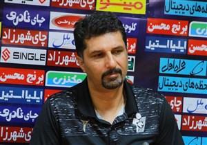 حسینی: امسال درباره داوری حرف نمیزنم