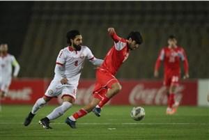 قهرمانی زیر 23 سال؛ ایران صدرنشین گروه B